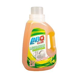 Lavalozas concentrado para diluir 3 litros