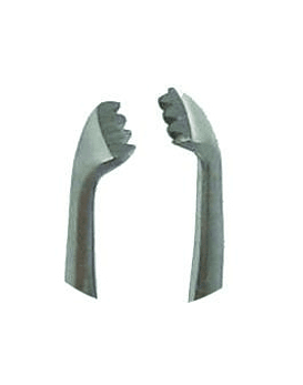 Allison Baby Forcep - Curved