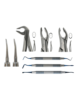 Atraumatic Extraction Kit