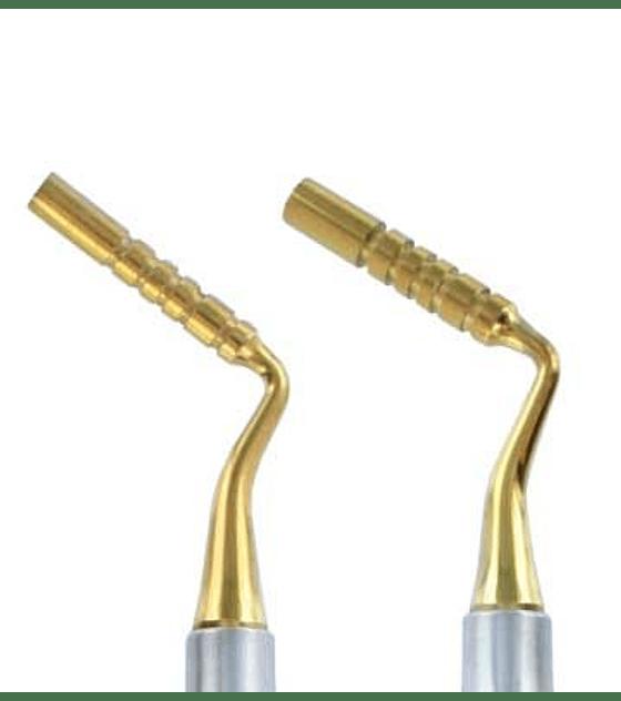 Bone Condenser (Gold Titanium)