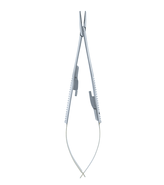 Castroviejo Needle Holder T/C 14cm - Fine