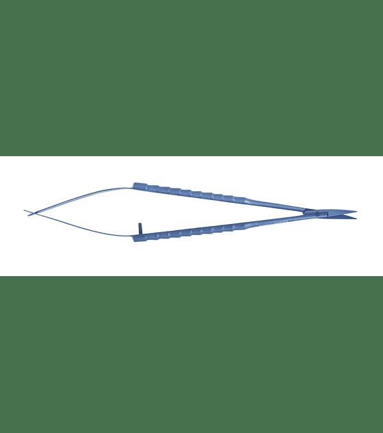Castroviejo Scissor 15cm (Titanium) - Curved