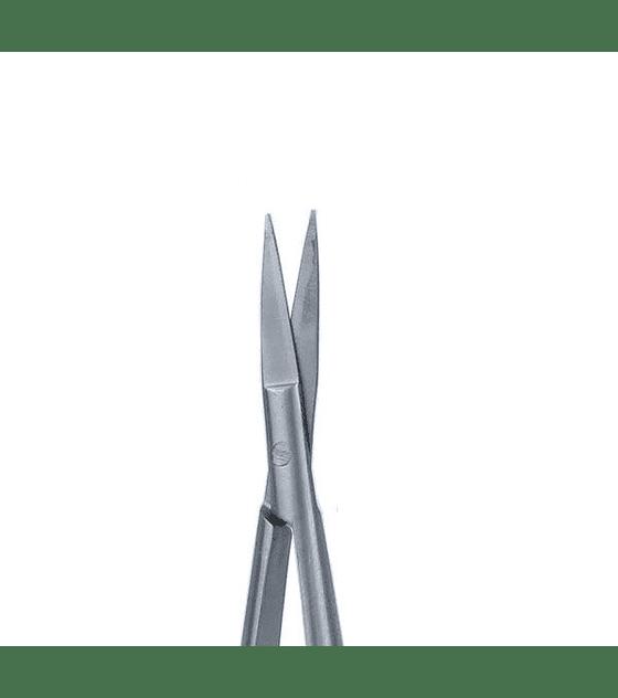 Castroviejo Scissors T/C 15cm - Straight