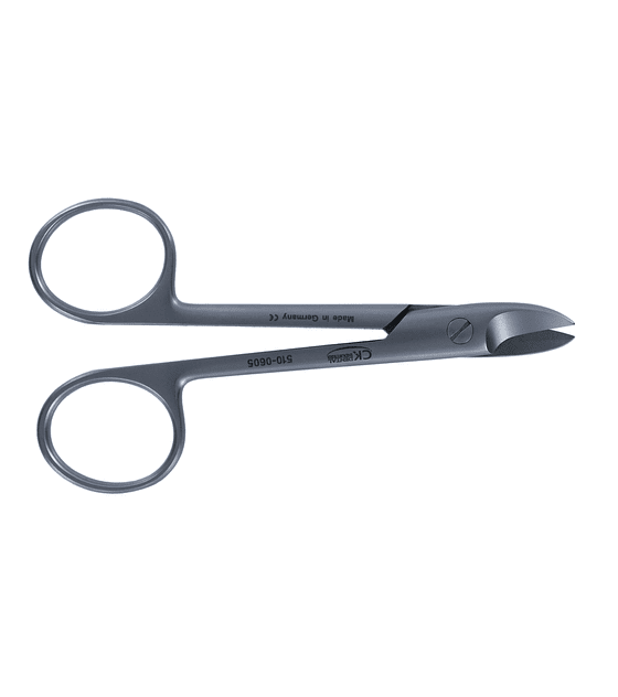 Crown Scissors 10.5cm - Curved