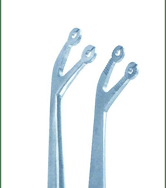 D-Arm Tissue Forcep