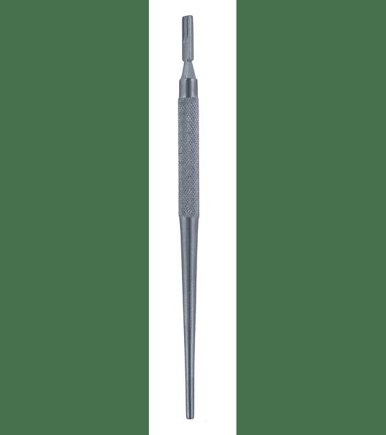 Double Scalpel Round Handle 14.5cm