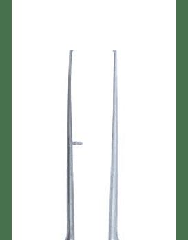 Gerald Tissue Forcep (Black Titanium)
