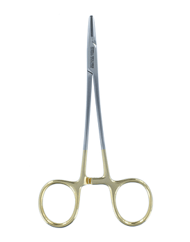 Harsey Needle Holder T/C 13cm - Straight