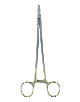 Mayo-Hegar Needle Holder 18cm - Straight