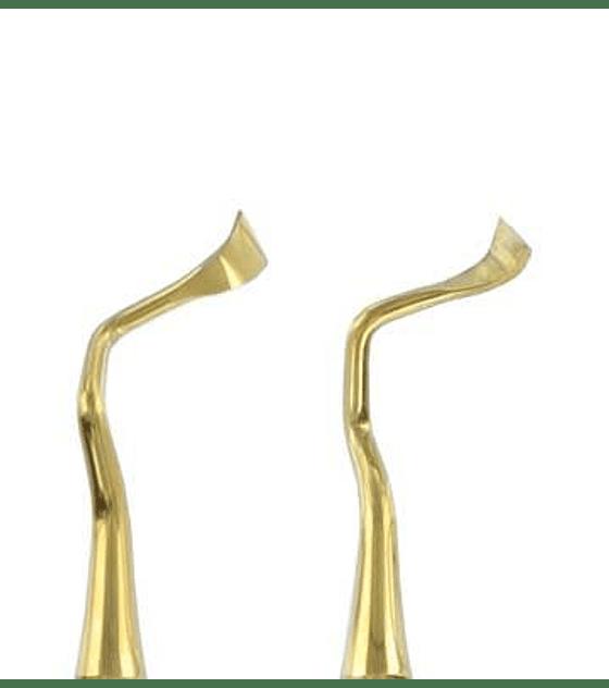Modified Chisel (Gold Titanium)