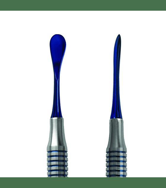 Molt9 (Blue Titanuim) - Periosteal Elevator