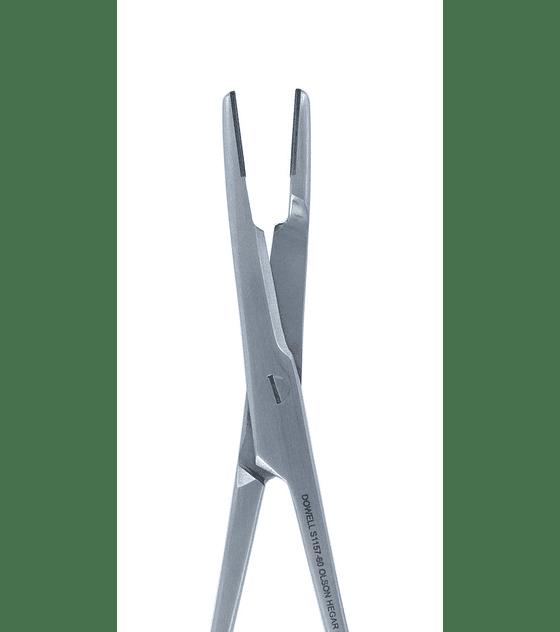 Olson-Hegar Needle Holder 14cm - Straight