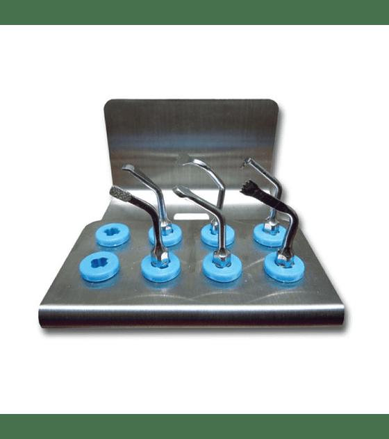 PiezoART Bone Surgery Tip Set