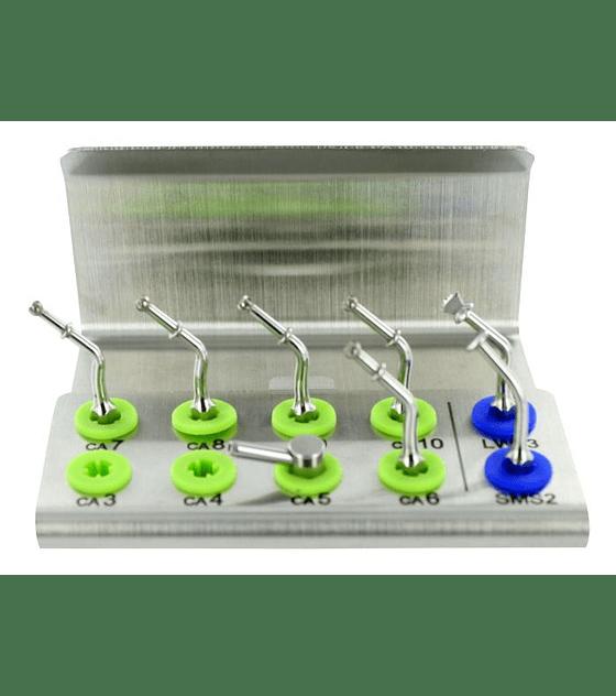 PiezoART Premium Sinus Kit Set