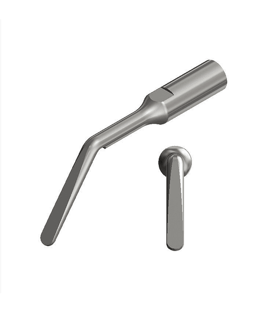 Rounded Flat Scaler Tip - BS3