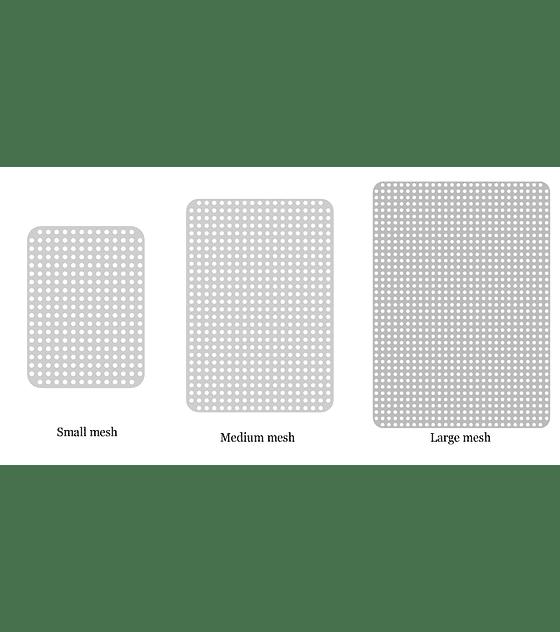 Mallas de titanio