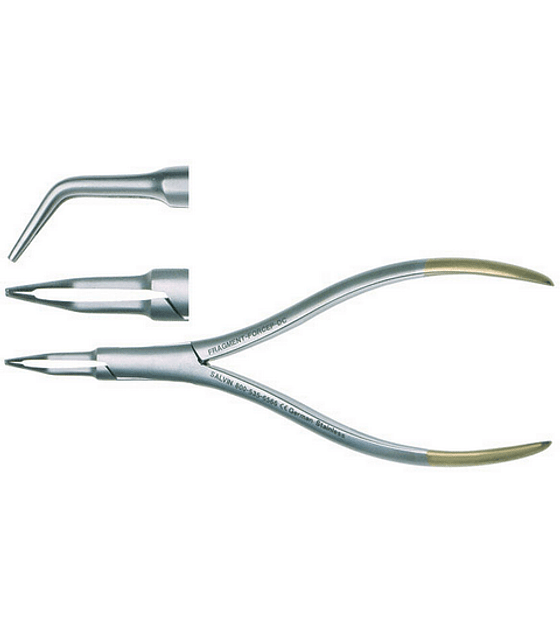 Root Fragment Forcep - TC Coated Tip