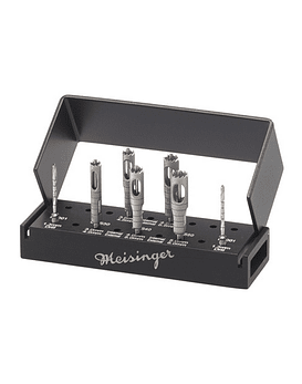 Meisinger Center Point Trephine Kit