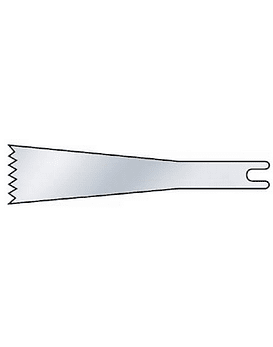 6mm Sagittal Saw Blade