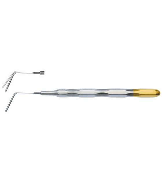 Flexible Tip Implant Depth Gauge With Ergonomic Handle
