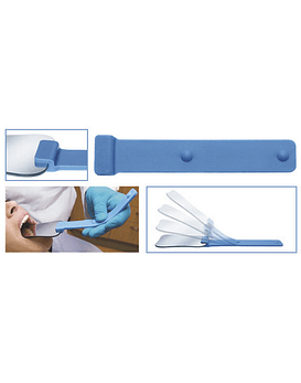 Bendable Silicone Handle For Glass Photo Mirrors