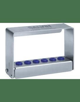 Stainless Steel Bur Block For Straight Handpiece Burs