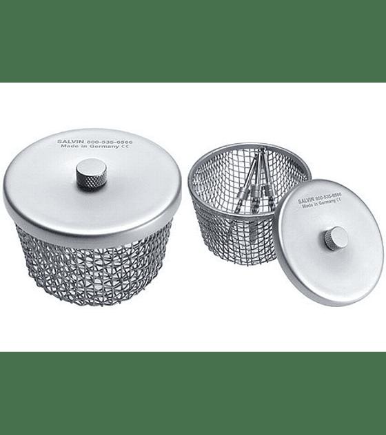 Autoclavable Bur/Parts Basket