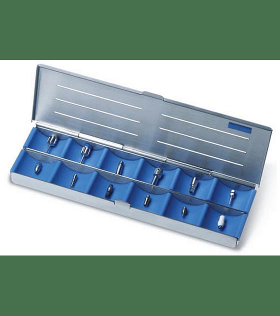 12 Compartment Autoclavable Parts Cassette