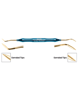 Serrated Tip Periotome #1