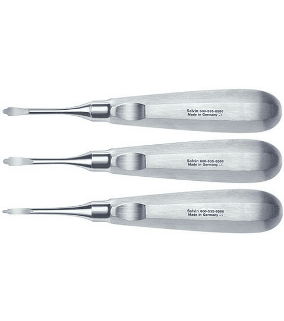 Set Of 3 Luxating Elevator/Periotomes