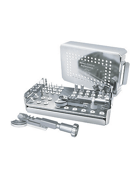 Benex Bone Preservation Root Extraction System From Salvin & Meisinger