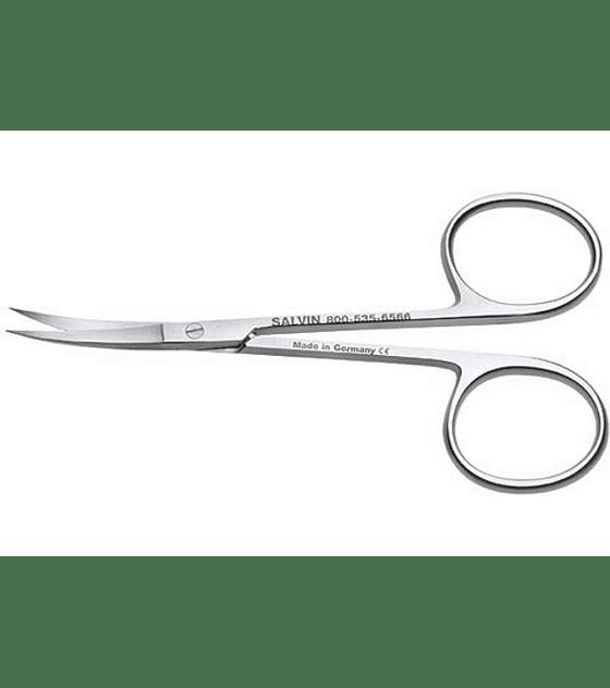 Bonn Miniature Iris Scissor-Curved