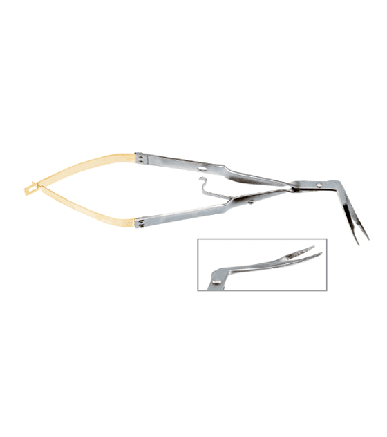 Salvin Tunneling Forcep - Curved Right