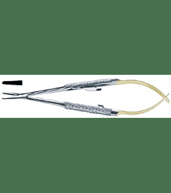 Micro Castro Needle Holder - Straight Tips