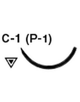 Salvin SurgiPoint Polypropylene Suture 7-0