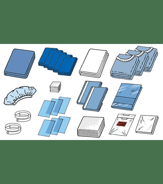 Reznick Sterile Kit - Case of 4