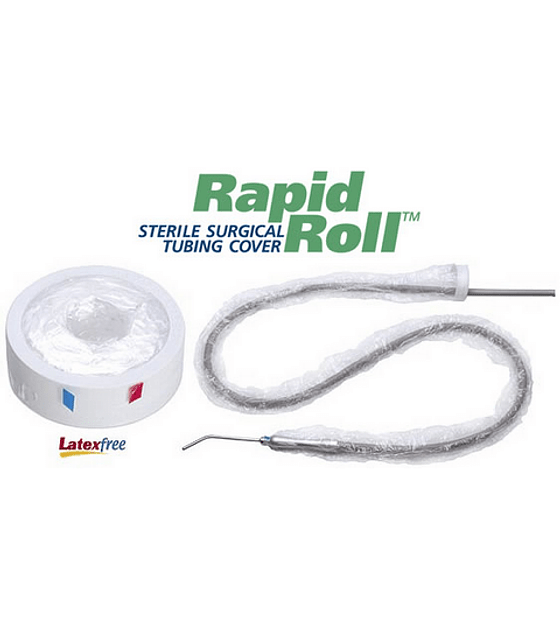 Salvin Rapid-Roll™ Sterile Surgical Tubing Covers