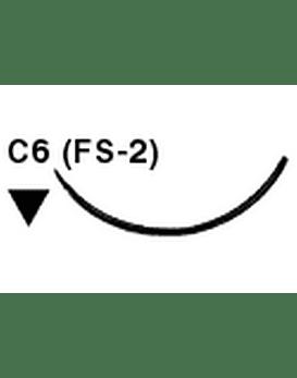 Salvin SurgiPoint Nylon Black Monofilament Sutures