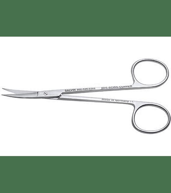 Iris Scissors - Curved
