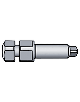 LOC Triangle Abutment Driver Tip - Short