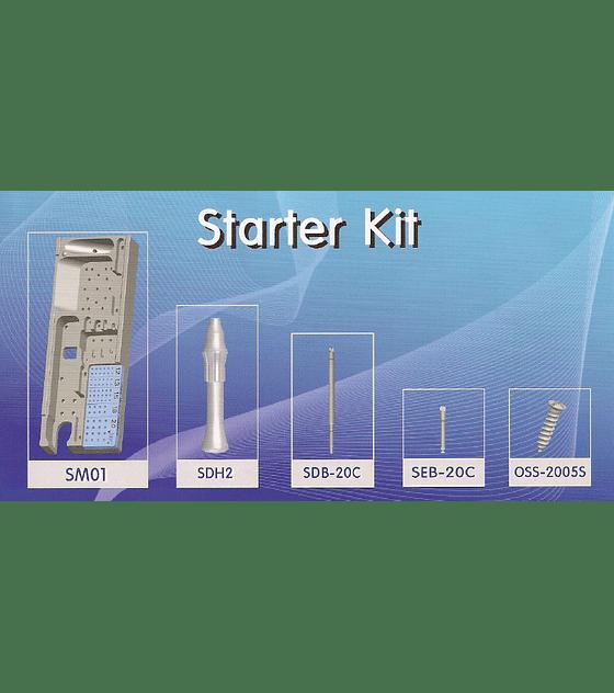 Kit Inicial para Placas de Anclaje