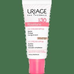 Roseliane CC cream SPF 30 Color