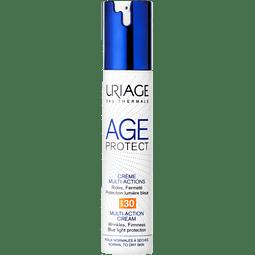 AGE PROTECT - Crema multiacción SPF30