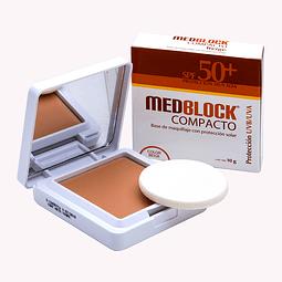 Medblock Compacto 50+ Beige