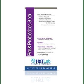 Pre&Probióticos 3 xp