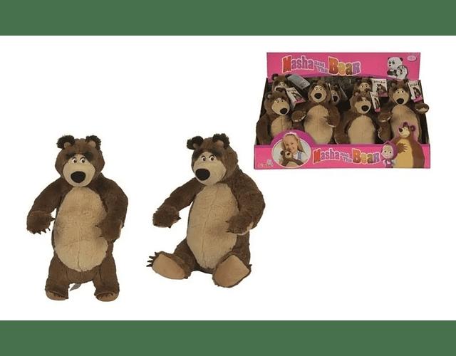 Masha Y El Oso, Oso 23cm Original Simba Toys - 1 Unidad