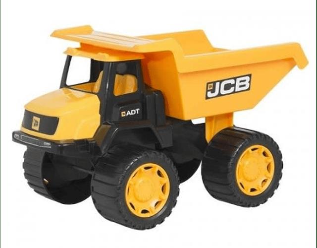 Camion tolva JCB