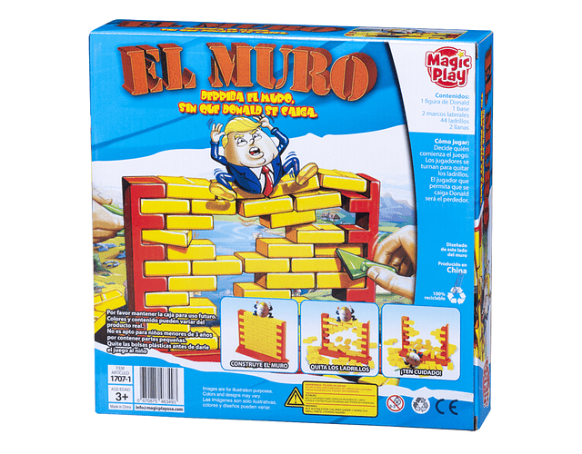MAGIC PLAY EL MURO