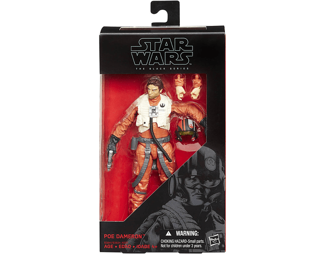 star wars figura poe dameron