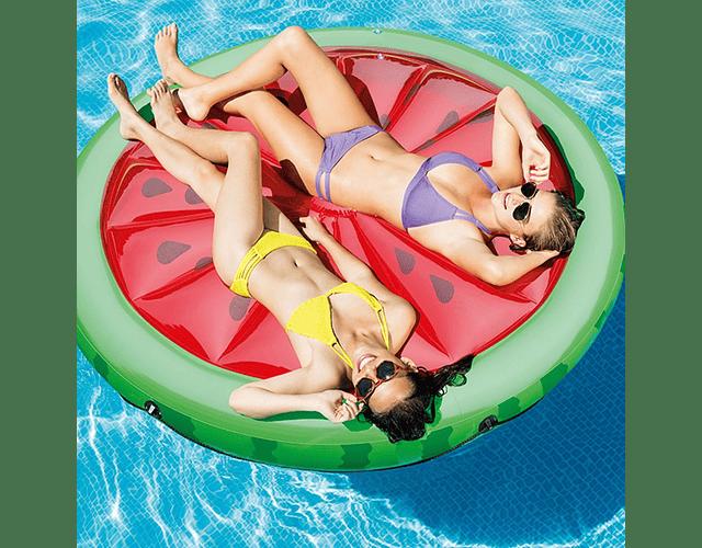Flotador Watermelon 183x23cm